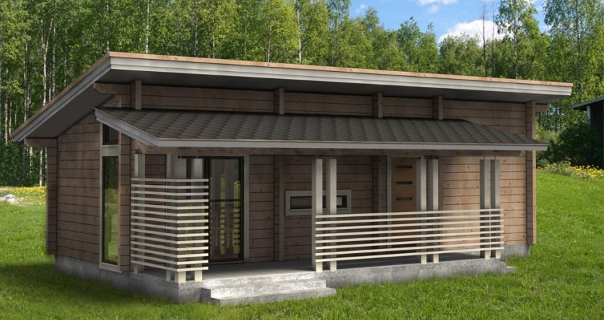 Vendita case mobili bungalow casa ecolegno for Modello di casa bungalow