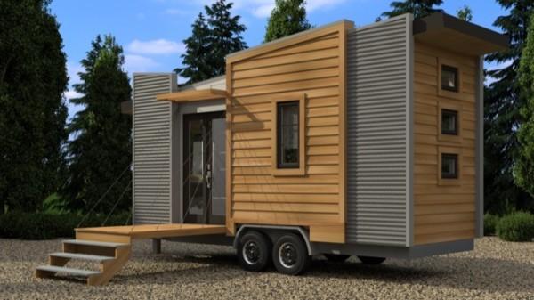 Case mobili bungalow case su ruote casa ecolegno for Mobili casa online