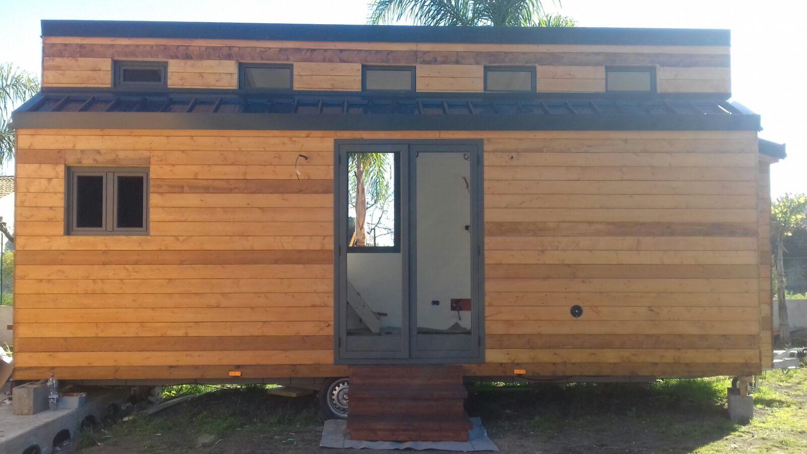 Case prefabbricate in legno e cemento casa ecolegno for Casa mobile in legno