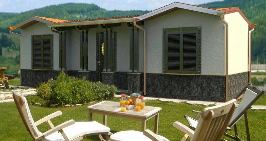 Case Mobili Su Ruote : Vendita case mobili bungalow casa ecolegno