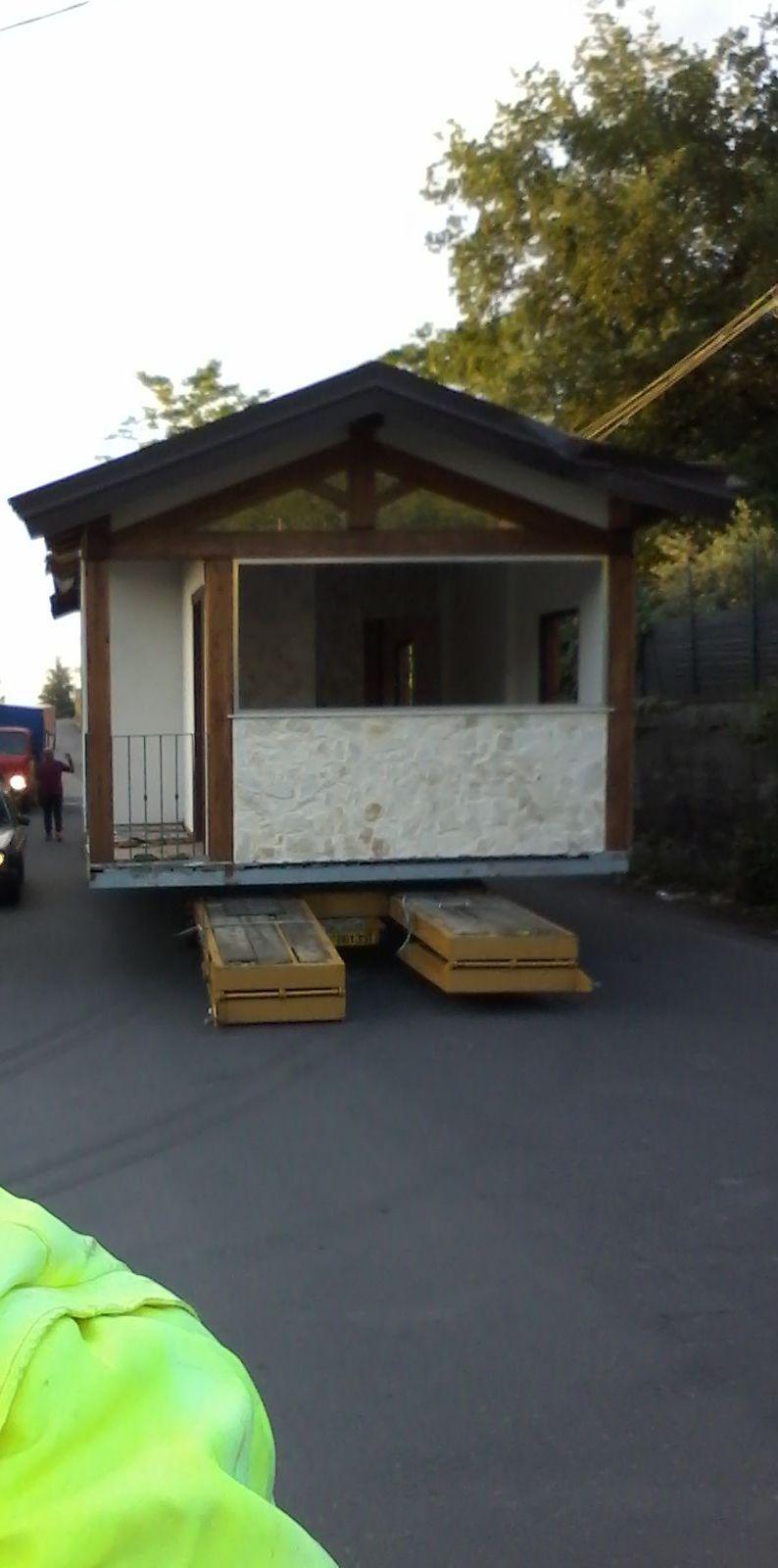 Vendita case mobili bungalow casa ecolegno for Piani di casa del bungalow del sud