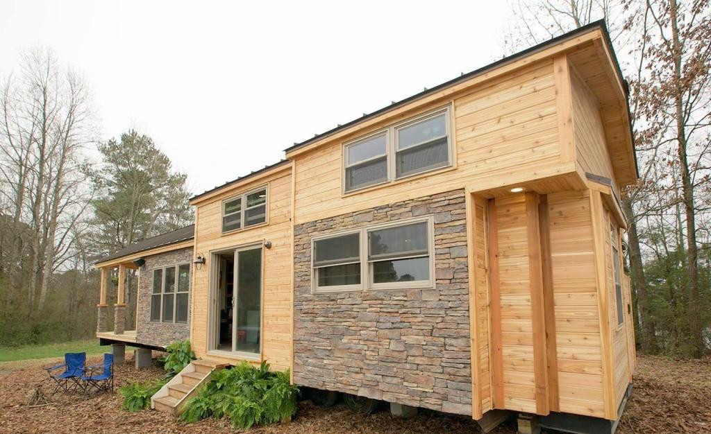 Case mobili bungalow case su ruote casa ecolegno for Mobili casa