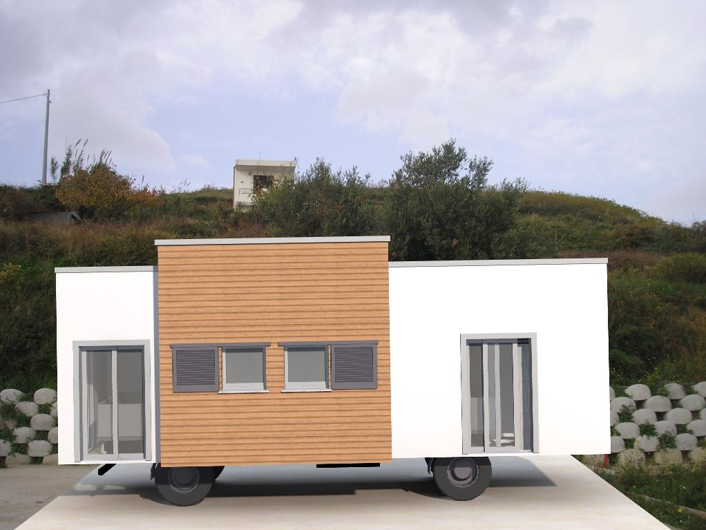 Case mobili costruzione e montaggio casa ecolegno - Case mobili in legno ...