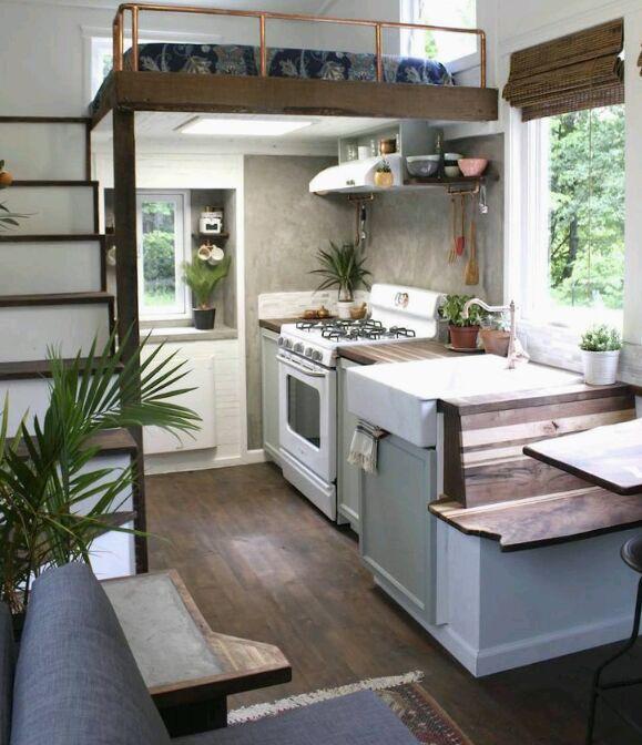 Case mobili su ruote interni casa ecolegno - Case in legno mobili ...
