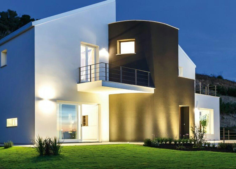 Case prefabbricate in legno prezzi e offerte casa ecolegno for Progetti di casa di lusso