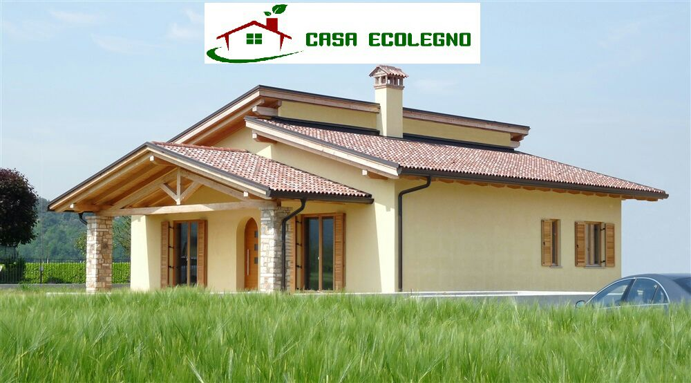 Case prefabbricate in legno prezzi e offerte casa ecolegno - Quanto costa una casa prefabbricata in cemento armato ...