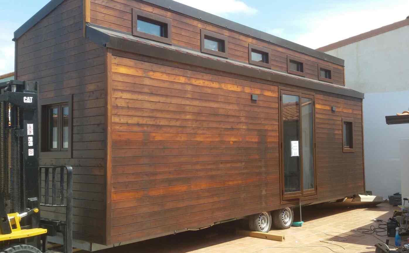 offerta casa mobile 21mq casa ecolegno
