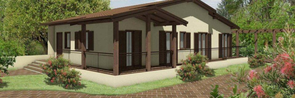 Realizziamo case prefabbricate in legno La soluzione moderna per il vivere bene