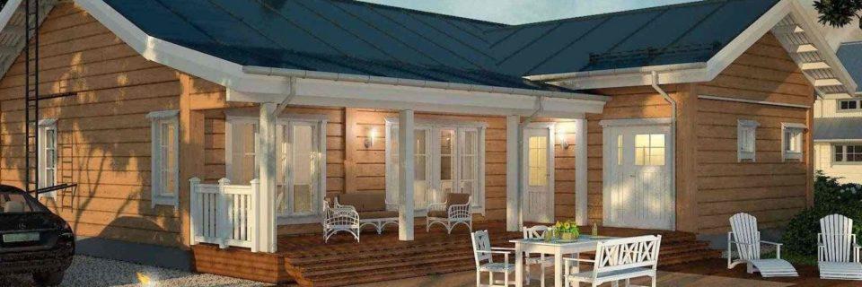 Scopri i vantaggi di vivere in una casa in legno